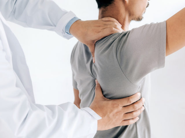 Physical Therapy for the Spine